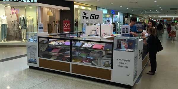 OnTheGo phone repairs Mulgrave Waverley Gardens shop