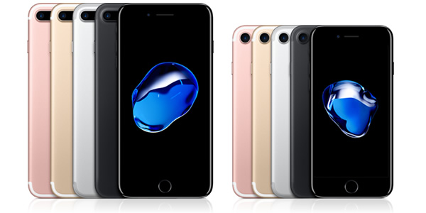 iPhone 7 and 7 Plus Mobile Phone Repair